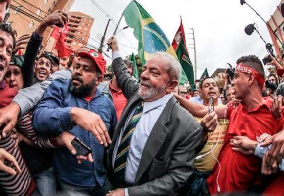 Lula, el más querido de los presidentes de Brasil, condenado a nueve años de prisión