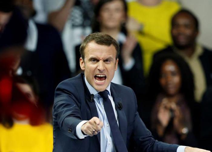 Emmanuel Macron y el neoliberalismo fashion
