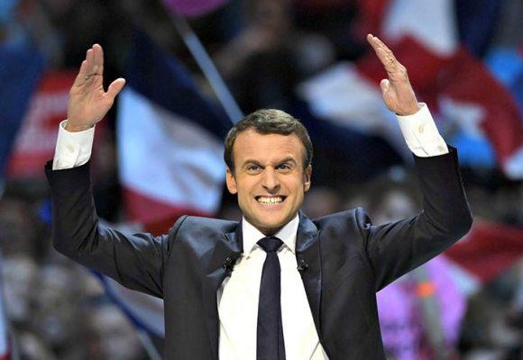 Punto Macron