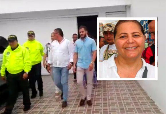 Hermanas Bechara trasladadas a la cárcel El Buen Pastor en Bogotá