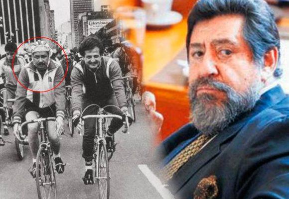 Miguel Ángel Bermúdez, el boyacense que creyó en el ciclismo cuando era un deporte de pobres