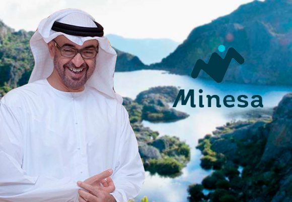 El príncipe de Abu Dhabi que le tiene ganas al oro de Santurbán