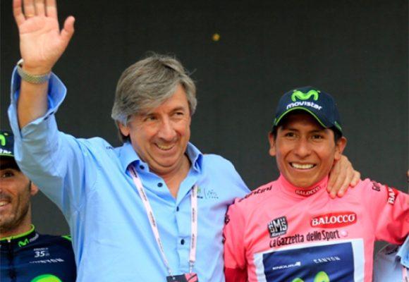 Eusebio Unzúe, el español que convirtió a Nairo en un monstruo del ciclismo mundial