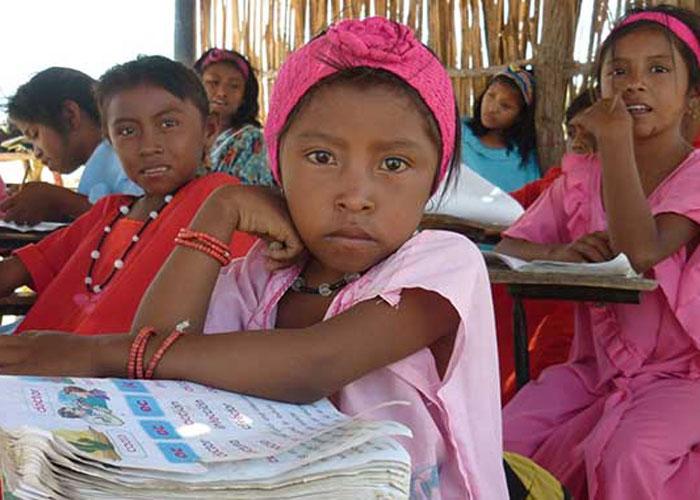 El fracaso de la intervención en educación en La Guajira