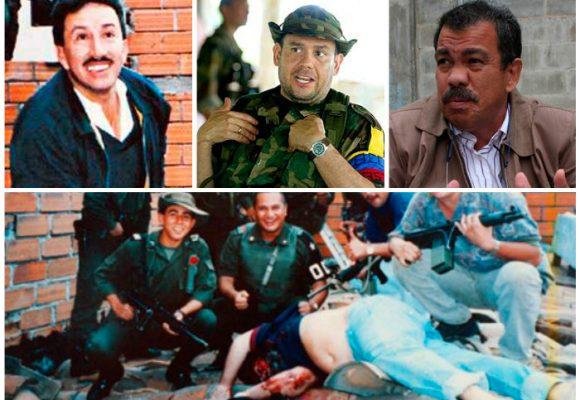 ¿Al fin de quién fue la bala que mató a Pablo Escobar?