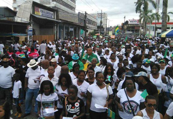Después del paro cívico en Chocó
