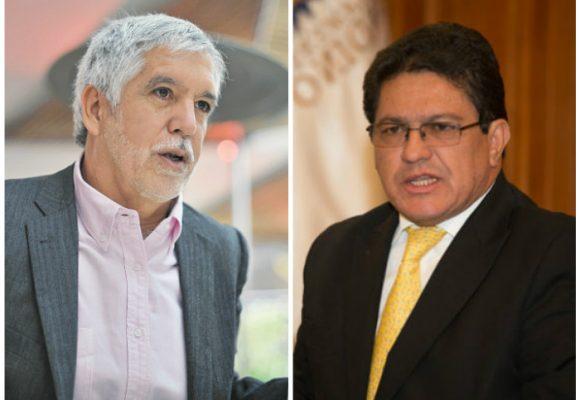 ¿Inhabilitado el magistrado Héctor Elí Rojas frente a la revocatoria de Peñalosa?