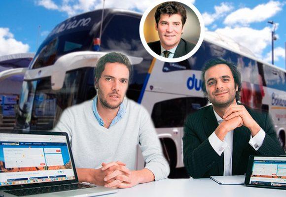Los jóvenes empresarios digitales que encantaron a Alejandro Santo Domingo