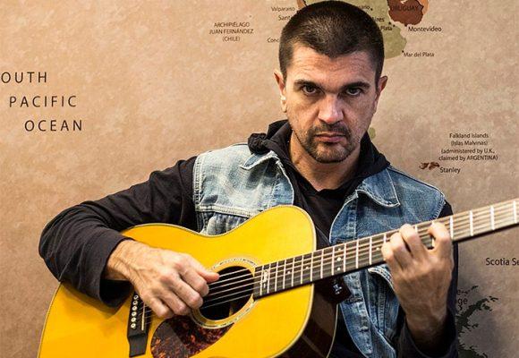 La transformación que llevó a Juanes a Mis planes son amarte