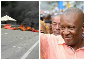 El paro le estalló al alcalde en Buenaventura