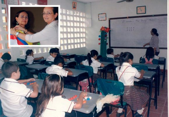 La seño Susana: La maestra más querida de Sahagún