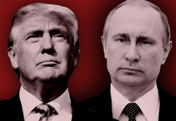 La diferencia entre Putin y Trump es del cielo a la tierra