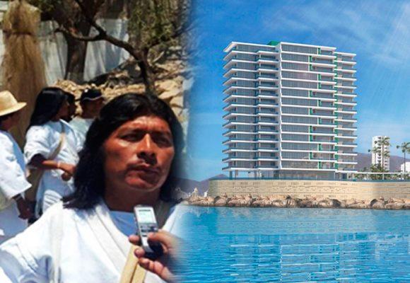 El tribunal superior de Santa Marta le dio la razón a los indígenas Kogui y frenó el edificio Magenta