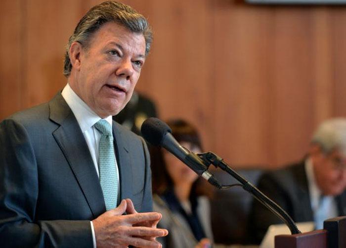 Santos, el presidente de las causas imposibles