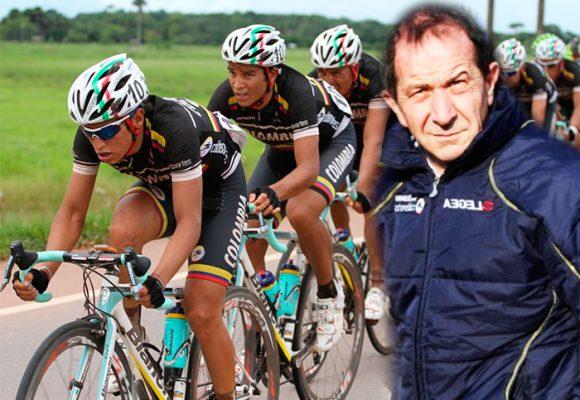 ¿Por qué fracasó el equipo colombiano de ciclismo que corría en Europa?