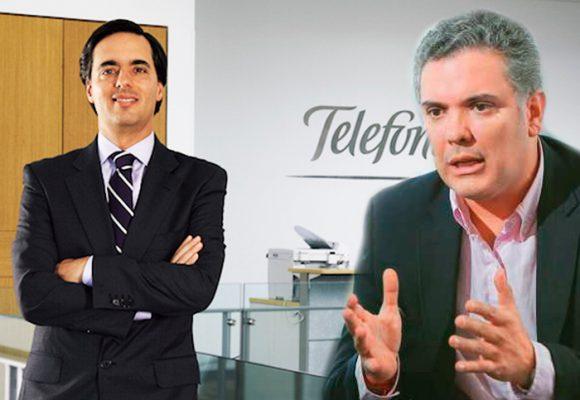 Bancada Uribista le dice No a la capitalización que quiere Telefónica