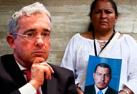 La madre de un falso positivo que puso en su sitio a la Cabal y Uribe