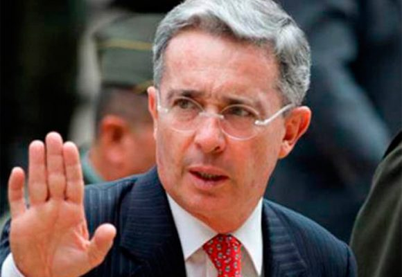 Álvaro Uribe Vélez: se recoge lo que se siembra