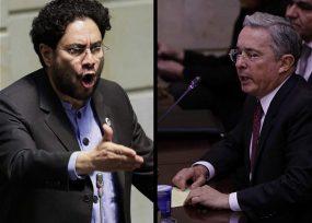 Nuevo rifirrafe de Álvaro Uribe e Iván Cepeda en el Congreso por el Ubérrimo