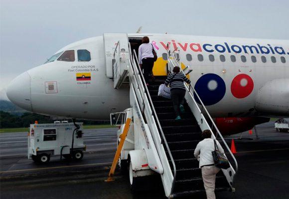 Jalón de orejas a Viva Colombia por el que sería
