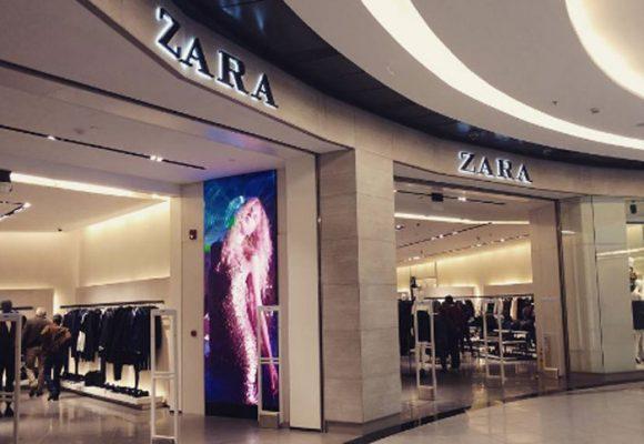 Tan picados comprando en Zara y es el Only de los españoles