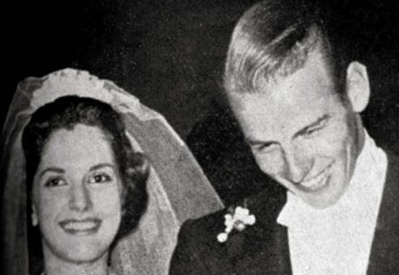 """Todavia surcaba la """"Doris Gil"""", en memoria de una reina"""