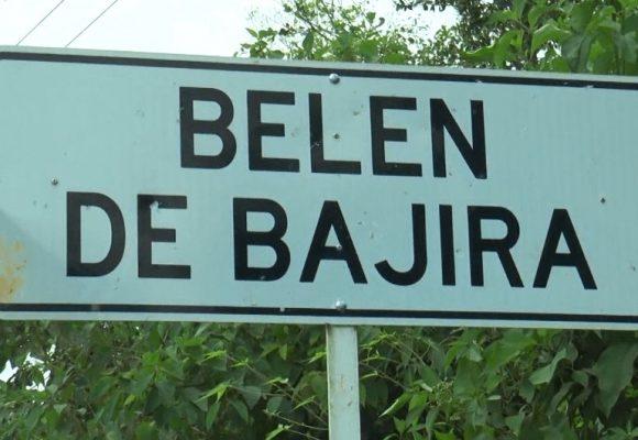 Limbo jurídico: proceso de límite dudoso en el sector de Belén de Bajirá