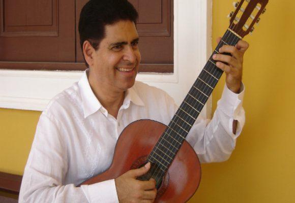 El Caribe en la guitarra de concierto