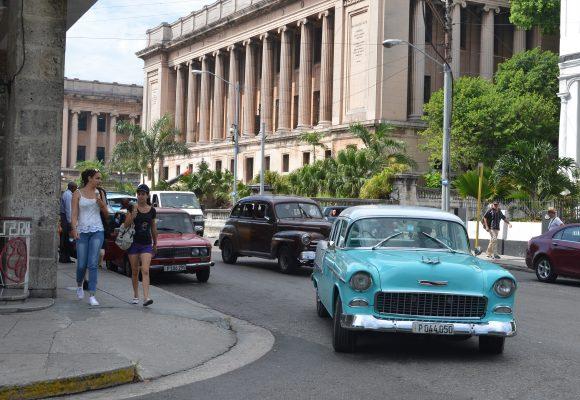 Un lugar en La Habana