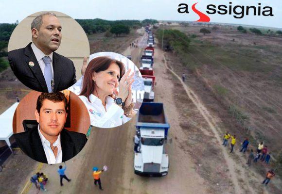 Reventó el escándalo de La Vía de la Prosperidad en el Magdalena