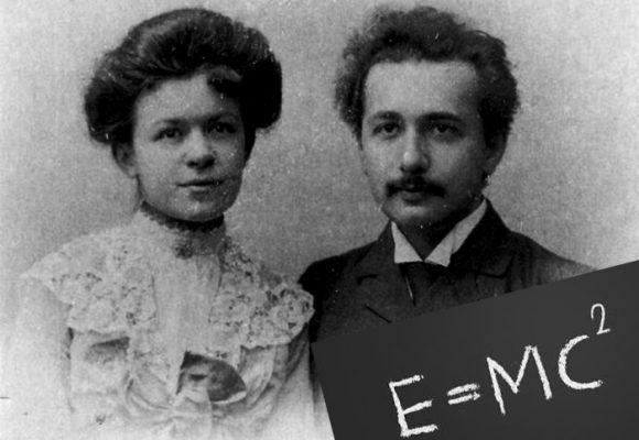 ¿Einstein le robó a su primera esposa la Teoría de la Relatividad?