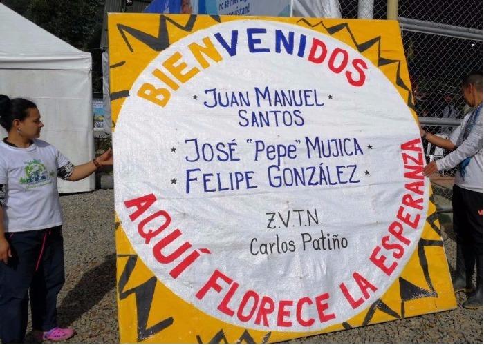 La ausencia del presidente en la ZVTN en el Cauca
