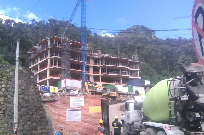 Proyecto Santa María, otra afrenta al paisaje de los Cerros Orientales