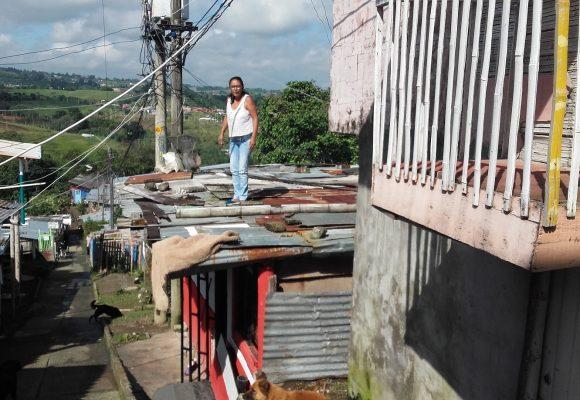 Barrio El Danubio de Pereira, 40 años en zona de riesgo