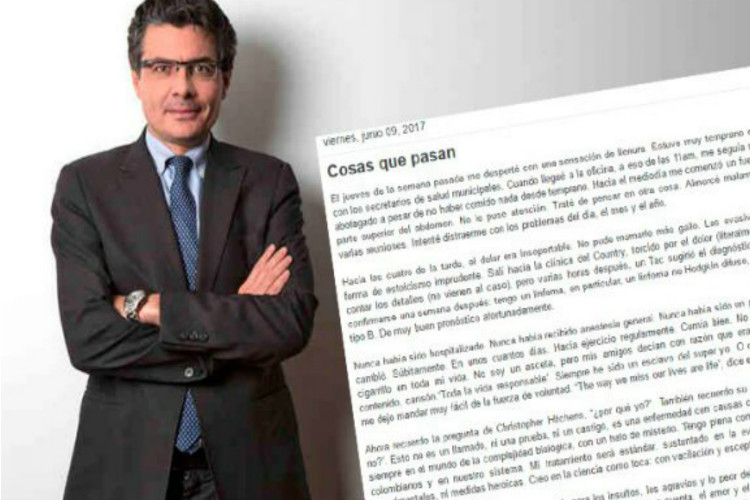 Ministro Gaviria: Sic et Non