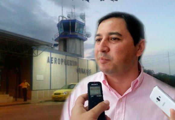 Piques ilegales en el aeropuerto de Ibagué ponen a tambalear al secretario de Infraestructura del Tolima