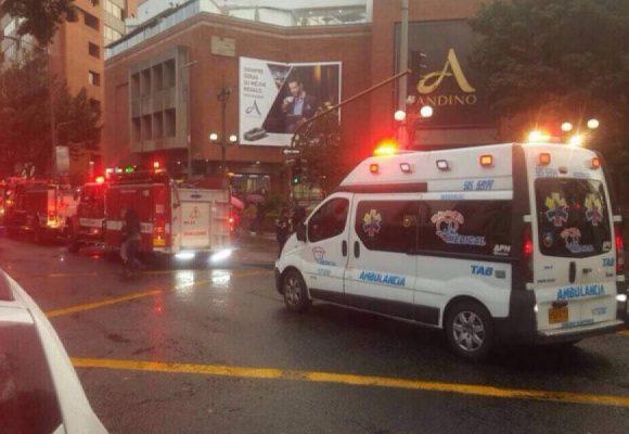 Bogotá, 20 bombazos en 2 años