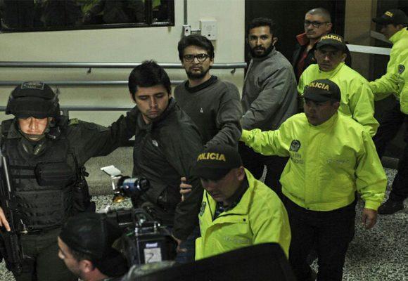 Solidaridad, fuerza y resistencia: un llamado a los capturados por el atentado de Andino