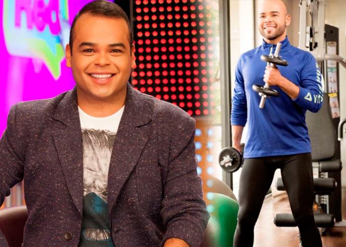 La transformación de Carlos Vargas, el presentador de La Red de Caracol