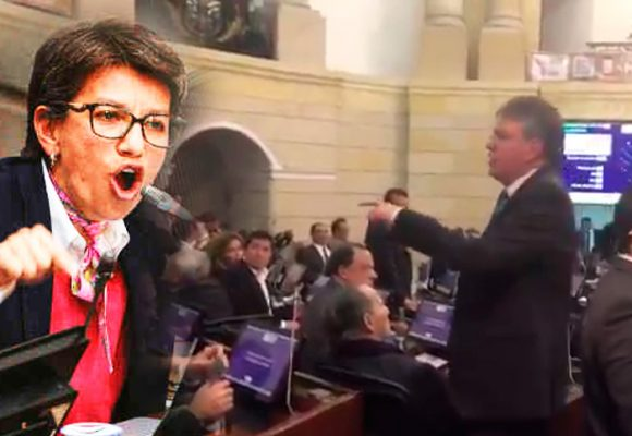 """Video: """"Así se roban la plata de los colombianos en una sesión del Congreso"""""""