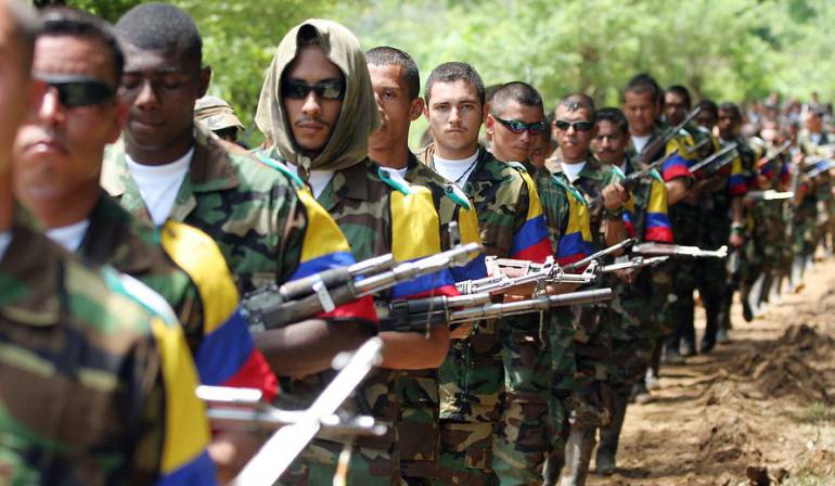 COLOMBIA: Día de Paz , después de 53 años  las Farc deja las armas