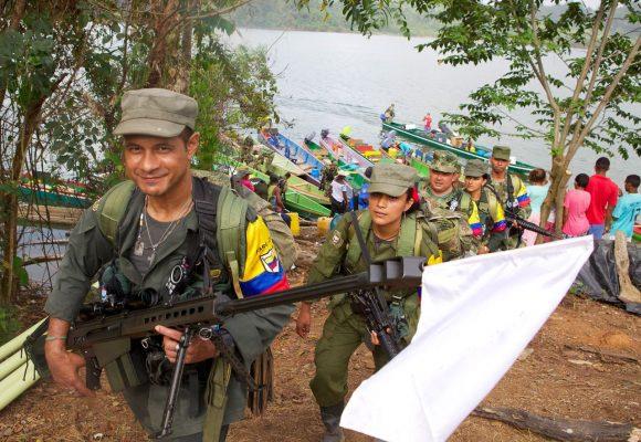 Las FARC: de las armas a las palabras