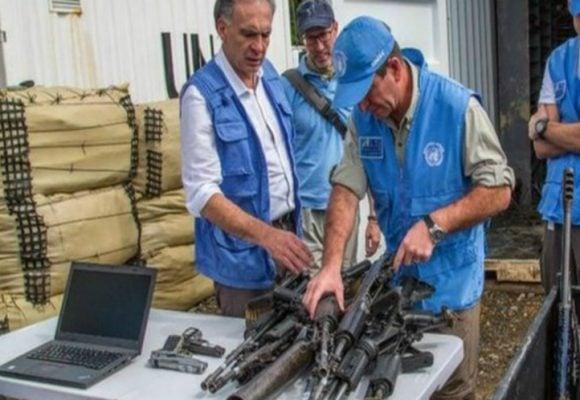 Las Farc decimos adiós a las armas, otros reniegan