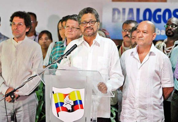Me declaro en férrea oposición a la propuesta política de las FARC