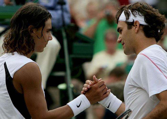¿Cerca de Wimbledon 2008?
