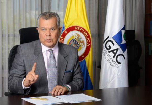 Un político liberal sin credenciales técnicas en la cabeza del IGAC
