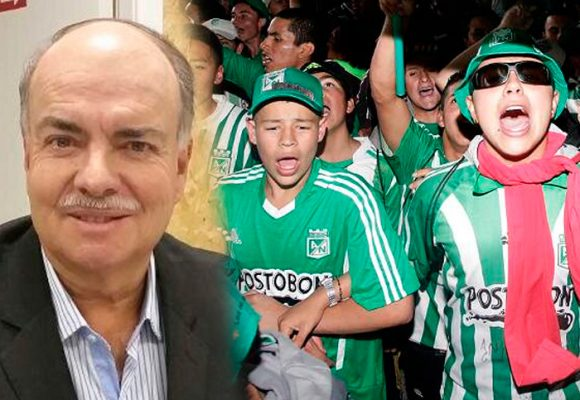 Iván Mejía, el caleño al que no pueden ver los hinchas del Nacional