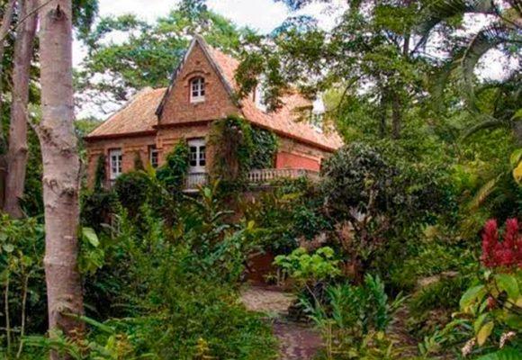 En Choachí está el jardín privado más bello de Colombia