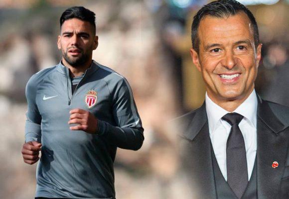 Falcao suelta la lengua contra su manager Jorge Mendes, el culpable de sus desgracias
