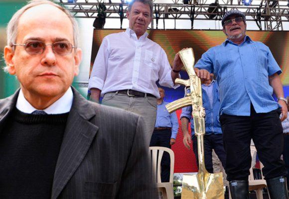 """""""El pueblo colombiano no cree en el proceso de paz"""", José Obdulio Gaviria"""